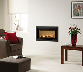 how to turn on gas fireplace without key