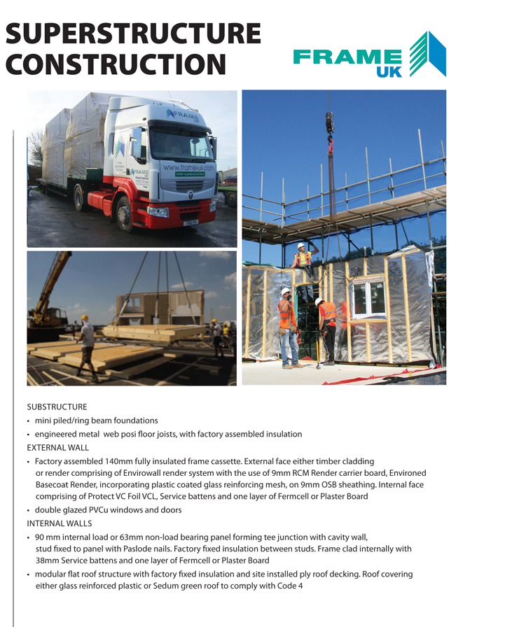 Concrete Superstructure: Timber Engineered Solutions
