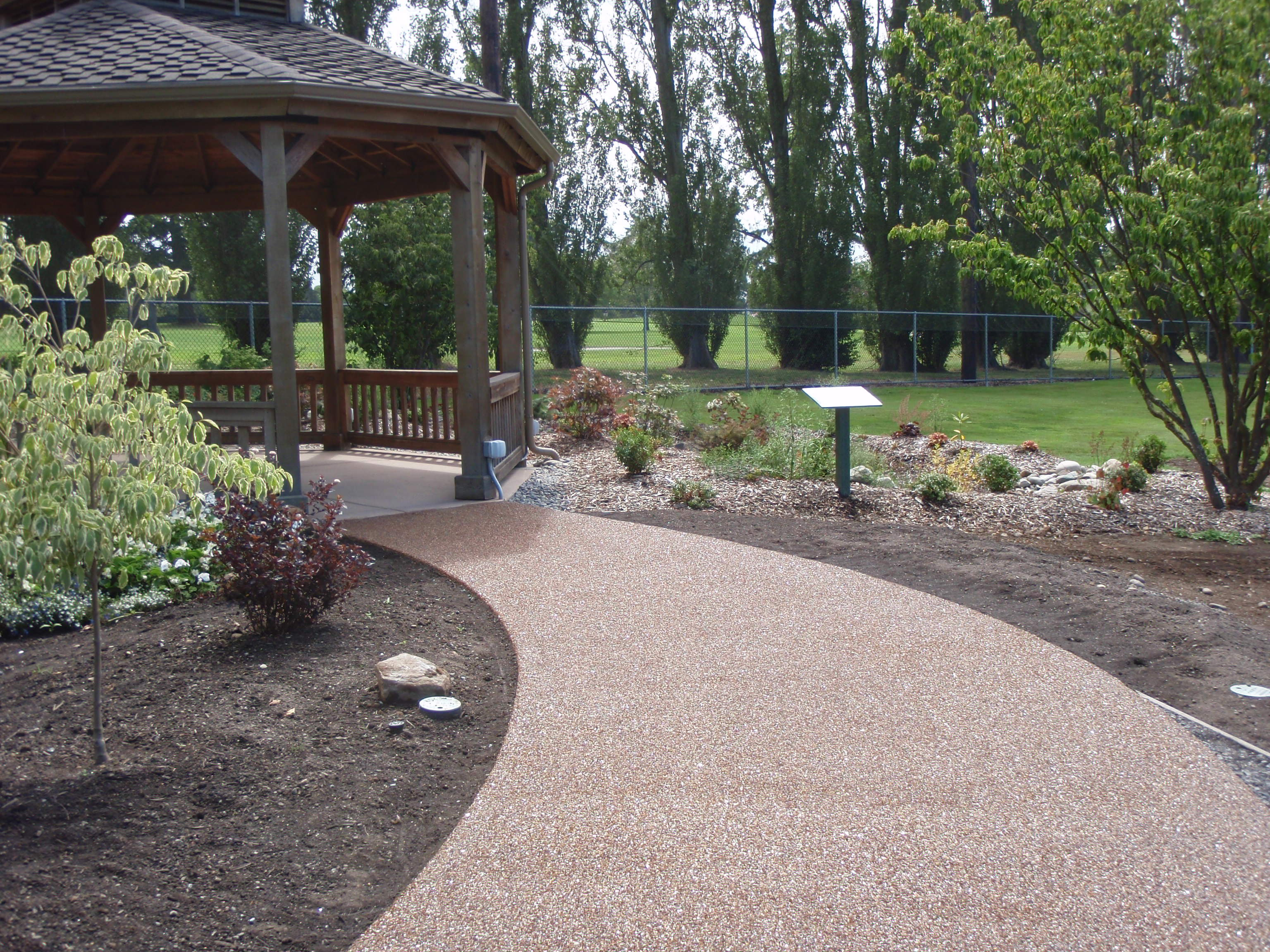 Filterpave Is An Environmentally Friendly Porous Paving