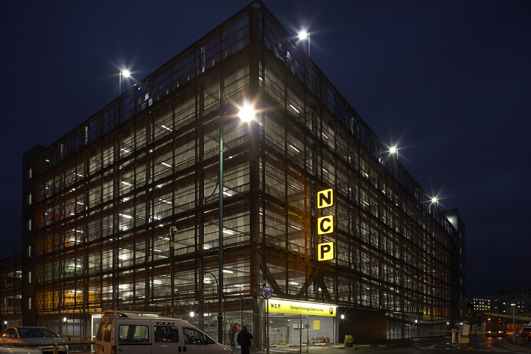 One Of Europe S Largest Rollouts Of Led Lighting Hits