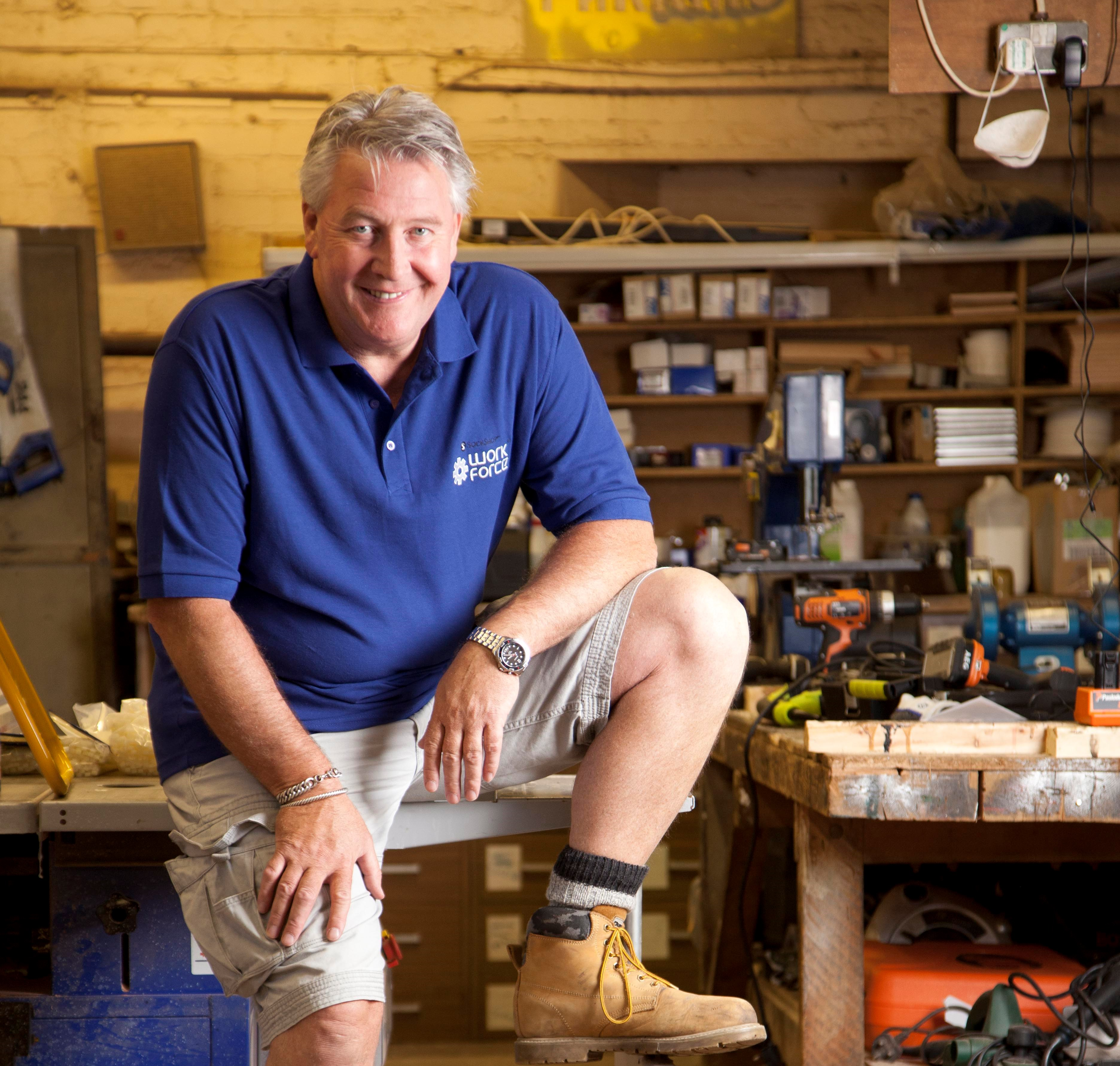 Tommy Walsh Urge S The Industry To Look After Their Feet