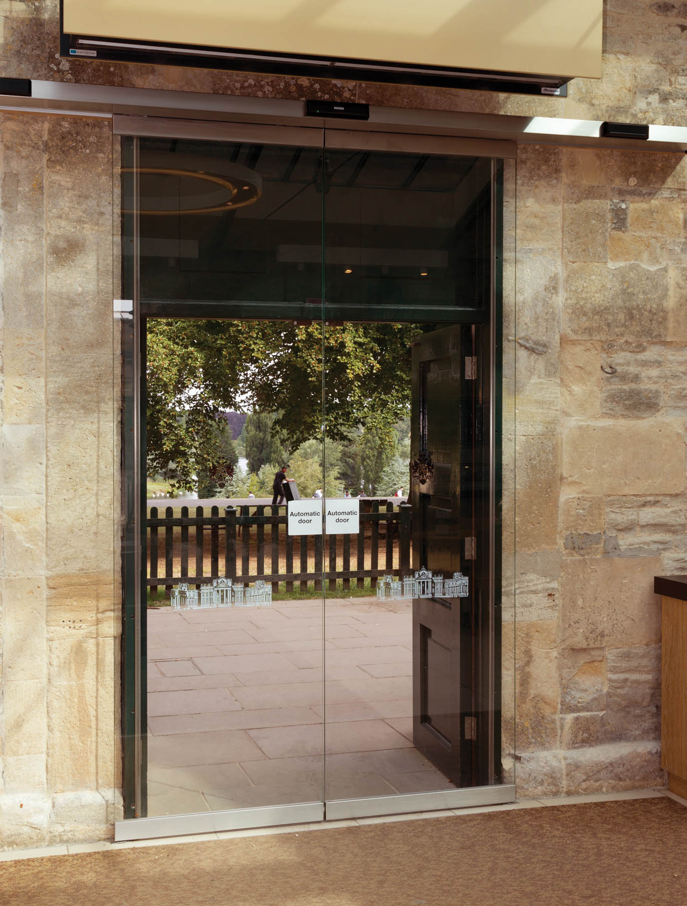 For more information about the Slimdrive SL automatic door system from GEZE UK or its comprehensive range of door and window control systems call 01543 ... & GEZE UK was the automatic choice for Blenheim Palace u2013 Design Buy Build