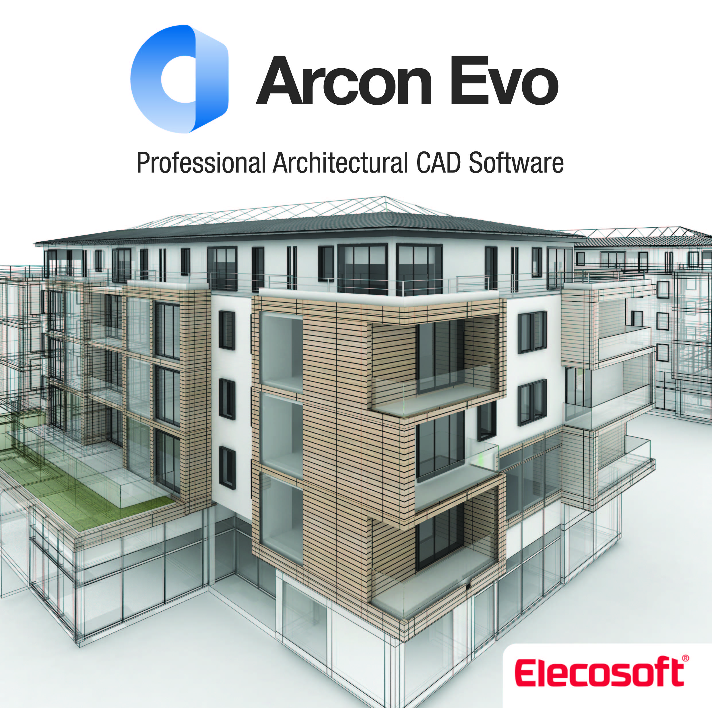 Elecosoft releases arcon evo the complete cad solution for Buy architectural plans
