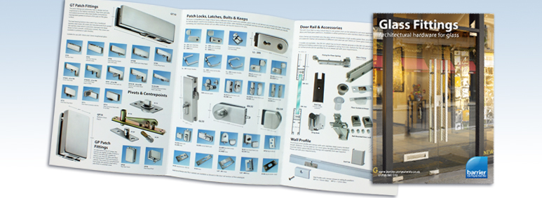Barrier Glass Fittings