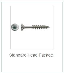 Standard Head Facade