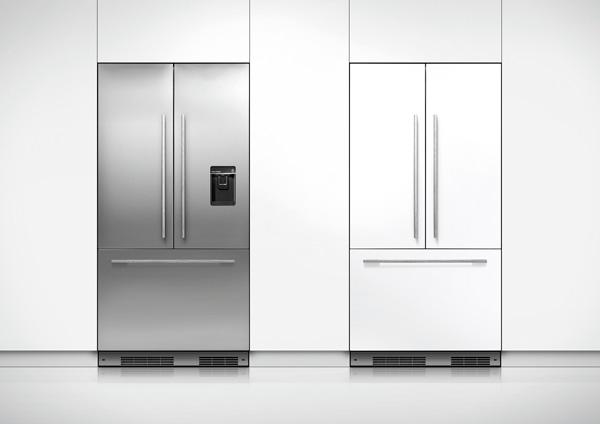 Built In French Door Fridge Freezers By Fisher Paykel Design Buy
