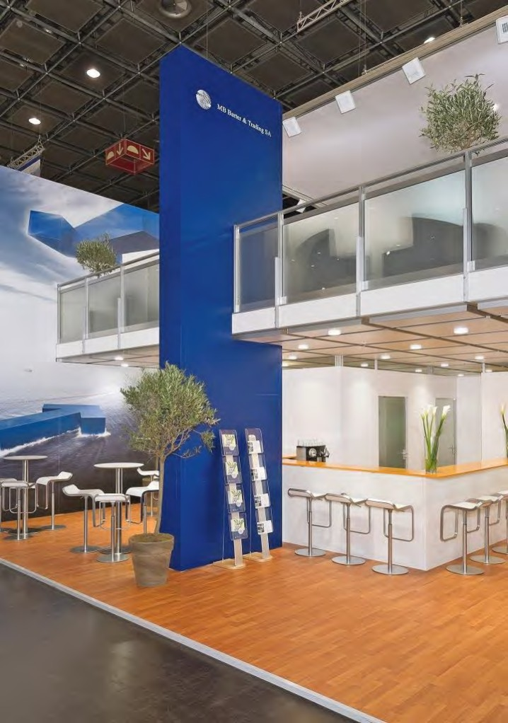 Exhibition Stand Double Decker : Double decker interior structures and multi level exhibition stands