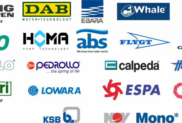 Logos of just some of the companies we hold stock from.