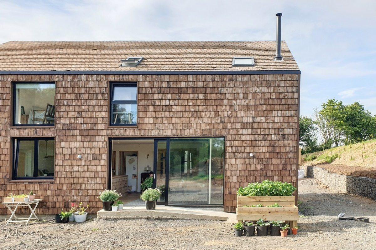 Keylite Roof Windows Scandinavian Open Plan Self Build Design Buy Build